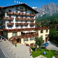 Hotel Corona, hotel en Cortina d'Ampezzo