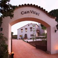 CAN VITAL, hotel en Mediona