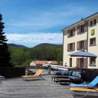Logis La Rose Des Vents, hotel in Volvic
