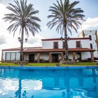 Finca Aguasanta, hotel in Higuera la Real