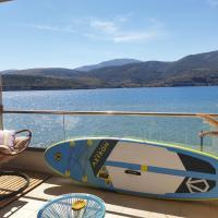 Beach House in Itea-Delphi, отель в городе Итея