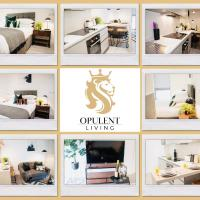 The City Chic Boutique Apartment - Opulent Living Serviced Accommodation Sheffield