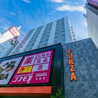 Hotel Forza Osaka Namba, hotel in Chuo Ward, Osaka