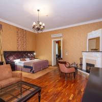 Luxury apartments in the historical building in the heart of Old Town