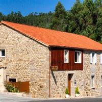 A Casa do Folgo Turismo Rural, hotel in Negreira