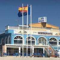 Hostal Alba, hotel en La Mata