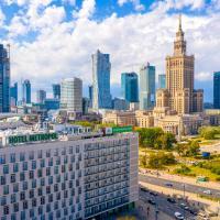 Hotel Metropol, hotel in Warsaw