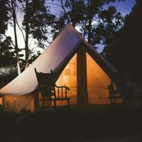 Pop-up glamping - Buurvrouws' Belltentje 2-4 pers