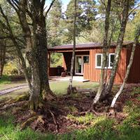 The Cabin at Easter Arr