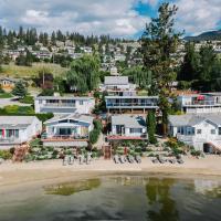 Davis Cove Resort, hotel em Peachland