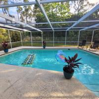 Full bungalow with swimming pool