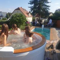 Ferienwohnung Moritzburg mit Pool