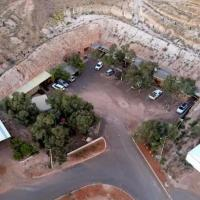 Desert View Apartments, hotel in Coober Pedy