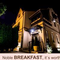 Noblesse Boutique Resort, hotel in Sibiu