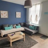 Charmante maison de ville rénové à 10 min de Liège!, Hotel in der Nähe vom Flughafen Lüttich - LGG, Flémalle-Grande