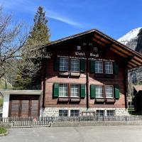Familienferien im Chalet Bärgli Kandersteg