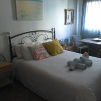 Habitacion acogedora en casa en Gava Desayuno incluido