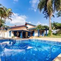 Chacara com piscina, churrasqueira e WiFi em Cotia, hotel in Cotia
