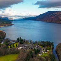 Loch Ness Highland Resort, hotel in Fort Augustus