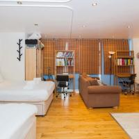Spacious Studio Apartment in Kennington
