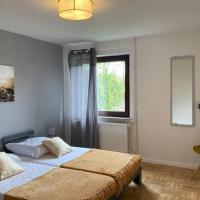 Gemütliche Wohnung zwischen Grün und Duisburg Hbf, hotel in Neudorf-Süd, Duisburg