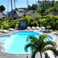 Hotel Hibiscus, hotel in Papetoai