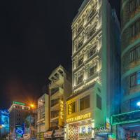 Vy Vy Airport Hotel, hotel in Tan Binh, Ho Chi Minh City