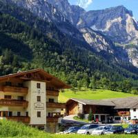 Alfaierhof-Bergheimat, hotel in Gschnitz