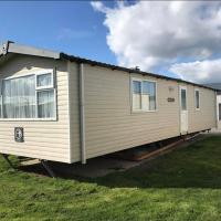 8 berth 3 bedroom caravan on Trusville site mablethorpe