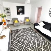 Cosy 4-guests apartment close to the International Airport