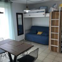 appartement studio a terre de france, hotel en Prayssac