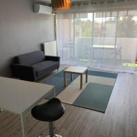 Appartement T2, Lumineux, Climatisé, Spacieux