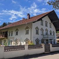 Ferienwohnung Gartenglück, отель в городе Траунштайн