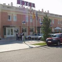 Hotel Ruta del Duero, hotel en La Cistérniga