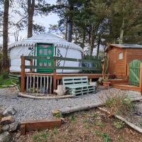 The Tall Pines Yurt
