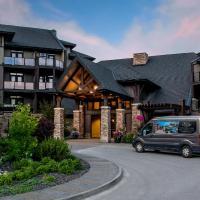 Copper Point Resort, hotel em Invermere