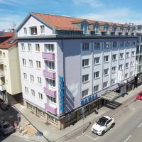 Hotel Hansa, hotel in Stuttgart