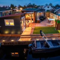 chalet included boat