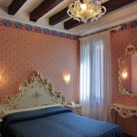 Hotel Diana, hotell i Venezia
