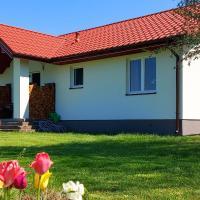 Wygodny Dom na Ponidziu z Basenem – hotel w mieście Wiślica