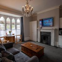 Elegant 1 bed Georgian apartment at Florence House in the centre of Herne Bay