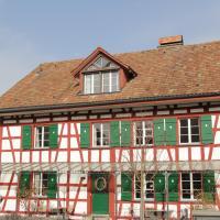 Tilia Bed & Bike und Café,Hemishofen的飯店