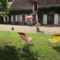 Gîte Chédigny, 4 pièces, 6 personnes - FR-1-381-352, hôtel à Chédigny