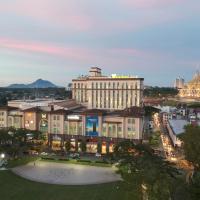 The Waterfront Hotel Kuching, hotel in Kuching
