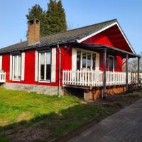 Scandinavië vlak bij huis, hotel in Laarne