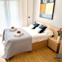 Aparbeach Cross Center City, hotell nära Reus flygplats - REU, Reus