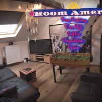 Room America proche ULG CHU Université de Liège