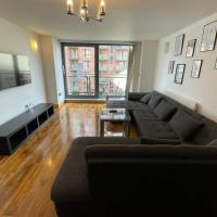 1 Bed Apartment next to train station City Centre