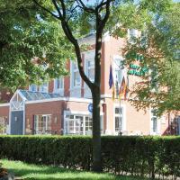 Hotel Haus am Park, Hotel in Borkum