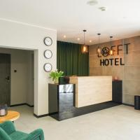 Lofft Hotel, hotel v destinaci Ciechanów